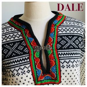 "DALE of Norway Wool Sweater (""Unisex"")"